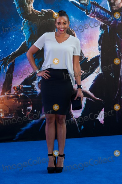Amal Fashanu Photo - Amal Fashanu arriving for the European Premiere of Guardians of the Galaxy at the Empire Cinema Leicester SquareLondon 24072014 Picture by Dave Norton  Featureflash