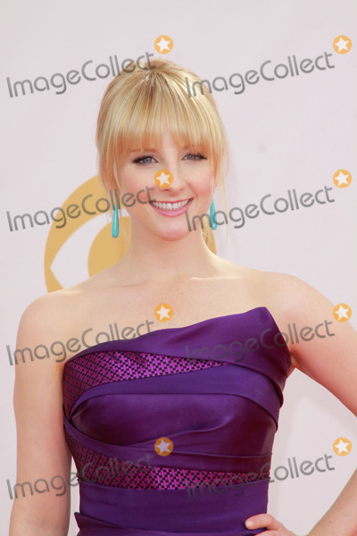 Melissa Rauch Photo - Melissa Rauch at the 65th Primetime Emmy Awards at the Nokia Theatre LA LiveSeptember 22 2013  Los Angeles CAPicture Featureflash