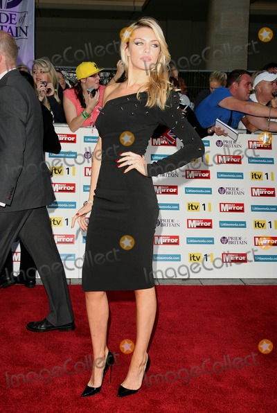 Abbey Clancy Photo - Abbey Clancy arriving for the 2011 Pride Of Britain Awards at the Grosvenor House Hotel London 04102011 Picture by Alexandra Glen  Featureflash