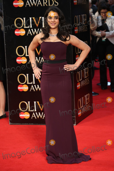 Natalie Dew Photo - Natalie Dew at the Olivier Awards 2016 held at the Royal Opera House London April 3 2016  London UKPicture James Smith  Featureflash