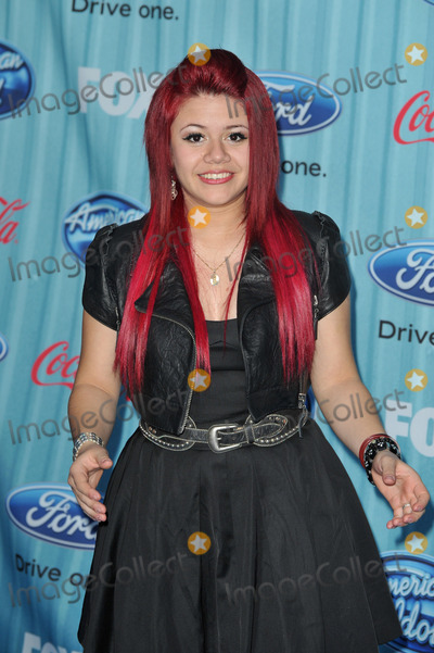 Allison Iraheta Photo - American Idol finalist Allison Iraheta at the American Idol Final 13 Party at Area Nightclub West HollywoodMarch 5 2009  Los Angeles CAPicture Paul Smith  Featureflash