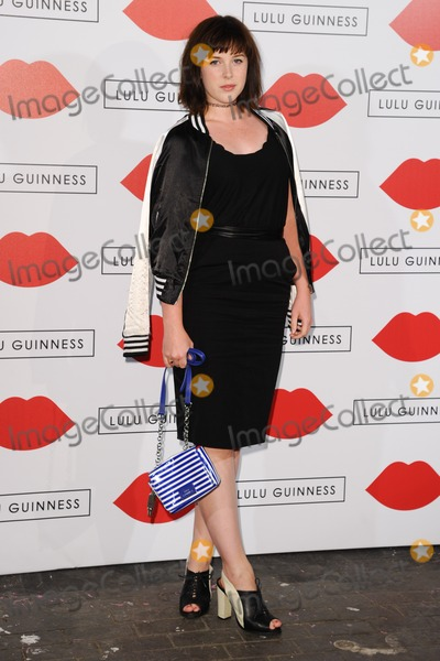 Alexandra Roache Photo - Alexandra Roach arrives for The Lulu Guinness Paint Project Event at the Old Sorting Office London 11072013 Picture by Steve Vas  Featureflash