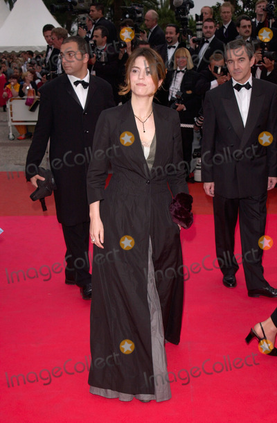 Agnes Jaoui Photo - 13MAY2000 French actress AGNES JAOUI at the premiere of O Brother Where Art Thou in competition at the Cannes Film Festival Paul Smith  Featureflash