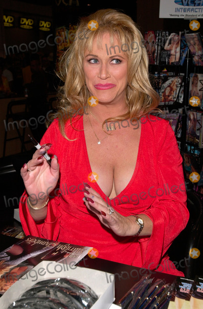 Marilyn Chambers Photo - Veteran porn actress MARILYN CHAMBERS at the 19th Annual VSDA (Video Software Dealers Assoc) Convention  Expo at the Venetian Hotel Las Vegas