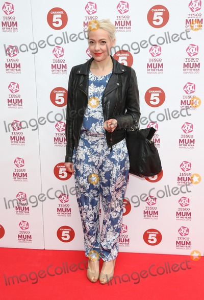 Cherry Healey Photo - Cherry Healey arriving for the Tesco Mum opt the Year 2013 at the Savoy London 03032013 Picture by Henry Harris  Featureflash