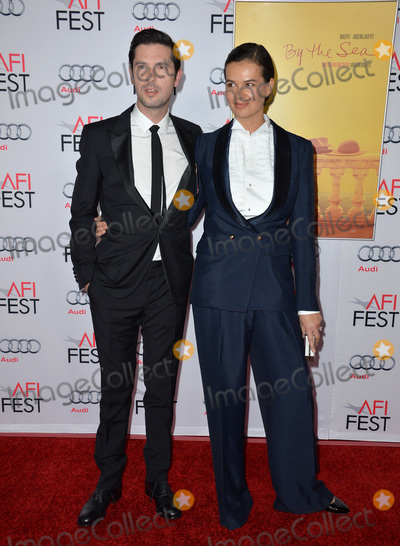 Melvil Poupaud Photo - Actor Melvil Poupaud  guest at the AFI Festival premiere of his movie By the Sea at the TCL Chinese Theatre HollywoodNovember 5 2015  Los Angeles CAPicture Paul Smith  Featureflash
