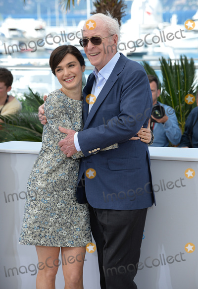 Michael Cain Photo - Michael Caine  Rachel Weisz at the photocall for their movie Youth at the 68th Festival de CannesMay 20 2015  Cannes FrancePicture Paul Smith  Featureflash
