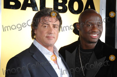 Antonio Tarver Photo - SYLVESTER STALLONE (left)  ANTONIO TARVER at the world premiere of their new movie Rocky Balboa at the Graumans Chinese Theatre HollywoodDecember 13 2006  Los Angeles CAPicture Paul Smith  Featureflash