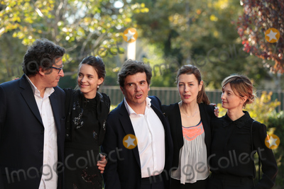 Alba Rohrwacher Photo - Producer Patrick Sobelman director Nicolas Saada  actresses Stacy Martin Alba Rohrwacher  Gina McKee at the premiere of Taj Mahal at the 2015 Venice Film FestivalSeptember 10 2015  Venice ItalyPicture Kristina Afanasyeva  Featureflash