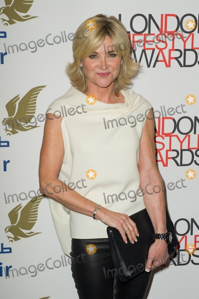 Anthea Turner Photo - Anthea Turner arriving for the London Lifestyle Awards 2014The Troxy London 08102014 Picture by Dave Norton  Featureflash