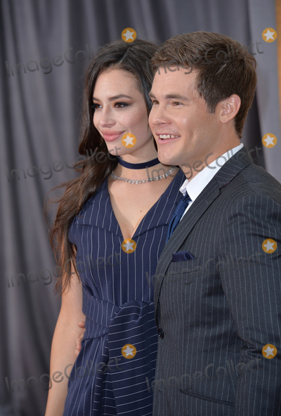 Adam DeVine Photo - CULVER CITY CA June 4 2016 Actorsinger Adam Devine  girlfriend actress Chloe Bridges at Spike TVs 10th Annual Guys Choice Awards at Sony Pictures Studios Culver City CAPicture Paul Smith  Featureflash