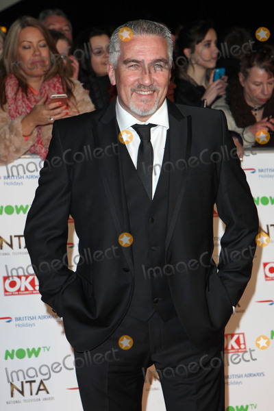 Ashleigh Defty Photo - Paul Hollywood attending the National Television Awards 2016 The O2 London on 20012016 Picture by Kat Manders  Featureflash