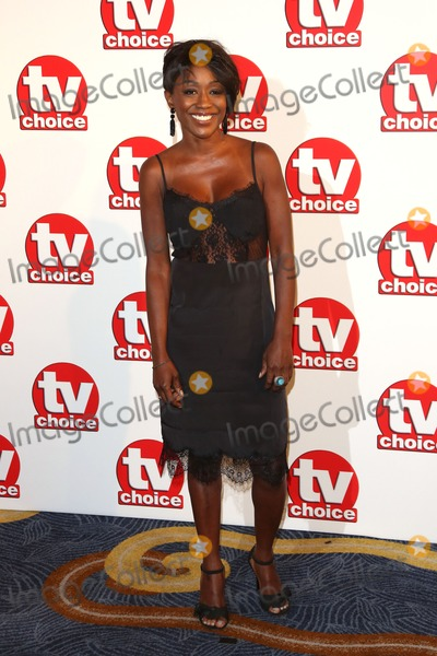 Diane Parish Photo - Diane Parish at the TV Choice Awards 2014 held at the Park Lane Hilton London 08092014 Picture by James Smith  Featureflash