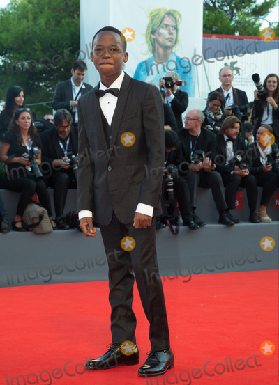 Abraham Attah Photo - Abraham Attah  at the closing ceremony at the premiere of Lao Pao Er at the 2015 Venice Film FestivalSeptember 12 2015  Venice ItalyPicture Kristina Afanasyeva  Featureflash