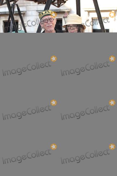 Anwen Rees-Myer Photo - Sir John Hurt  Anwen Rees-Myers  at the Royal Academy of Arts Summer Exhibition 2015 at the Royal Academy London June 3 2015  London UKPicture James Smith  Featureflash