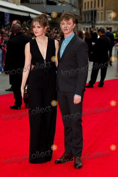Anna Wood Photo - Dane DeHaan and Anna Wood arriving for the World Premiere of The Amazing Spider-Man 2 at Odeon Leicester Square London 10042014 Picture by Dave Norton  Featureflash