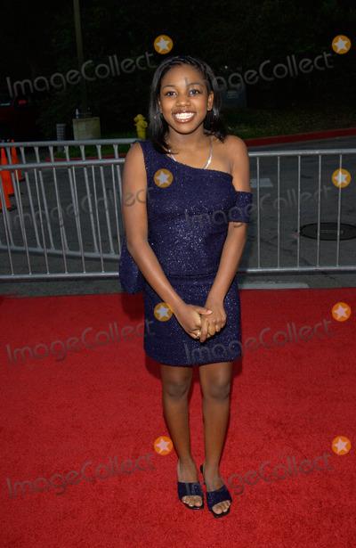 Ashley Monique Clark Photo - ASHLEY MONIQUE CLARKE at the 33rd Annual NAACP Image Awards at Universal Studios Hollywood23FEB2002  Paul SmithFeatureflash