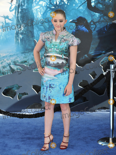 Willow Shields Photo - Willow Shields at the world premiere of Maleficent at the El Capitan Theatre HollywoodMay 29 2014  Los Angeles CAPicture Paul Smith  Featureflash