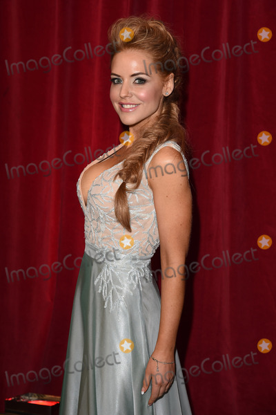 Stephanie Waring Photo - Stephanie Waring arriving for the British Soap Awards the Palace Hotel Manchester 16052015 Picture by Steve Vas  Featureflash