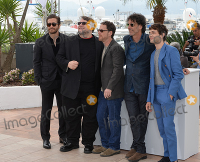 Xavier Dolan Photo - Jury members Joel Coen Ethan Coen Jake Gyllenhaal Guilermo Del Toro  Xavier Dolan at photocall for the Cannes Jury at the 68th Festival de CannesMay 13 2015  Cannes FrancePicture Paul Smith  Featureflash