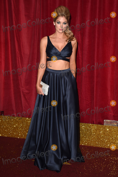 Amanda Clapham Photo - Amanda Clapham arriving for the British Soap Awards the Palace Hotel Manchester 16052015 Picture by Steve Vas  Featureflash