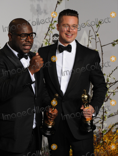 Steve Mc Queen Photo - Brad Pitt  Steve McQueen at the 86th Annual Academy Awards at the Dolby Theatre HollywoodMarch 2 2014  Los Angeles CAPicture Paul Smith  Featureflash