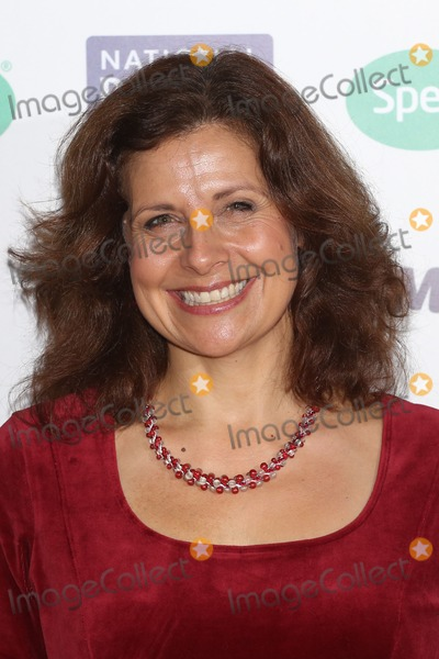 Rebecca Front Photo - Rebecca Front arriving for the Specsavers National Book Awards 2014  London 26112014 Picture by James Smith  Featureflash