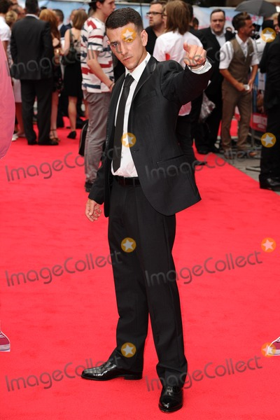 Joseph Altin Photo - Joseph Altin arrives for the premiere of The Hooligan Factory at the Odeon West End London 09062014 Picture by Steve Vas  Featureflash