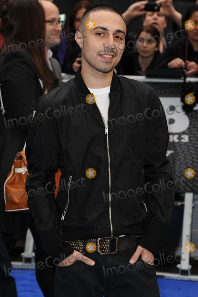 Adam Deacon Photo - Adam Deacon arriving for the Men in Black 3 premiere at the Odeon Leicester Square London 16052012 Picture by Steve Vas  Featureflash