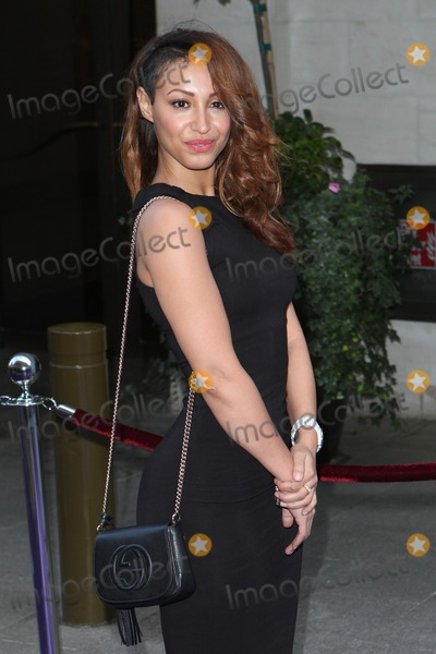 Amelle Berrabah Photo - Amelle Berrabah arriving for the Caudwell Children Butterfly Ball at The Grosvenor House Hotel London 15052014 Picture by Alexandra Glen  Featureflash