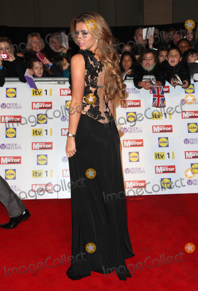 Lucy Meck Photo - Lucy Meck arriving for the 2012 Pride of Britain Awards at the Grosvenor House Hotel London 29102012 Picture by Alexandra Glen  Featureflash