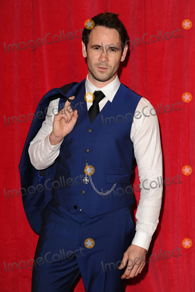 Ayden Callaghan Photo - Ayden Callaghan arriving for the 2014 British Soap Awards at the Hackney Empire London 24052014 Picture by Steve Vas  Featureflash