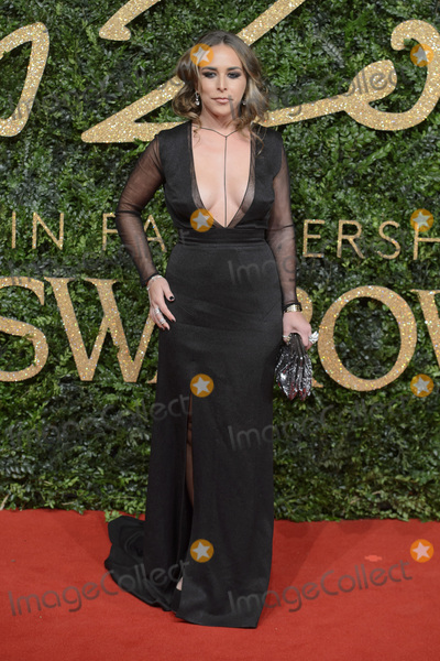 Chloe Green Photo - Chloe Green at the British Fashion Awards 2015 at the Coliseum Theatre LondonNovember 23 2015  London UKPicture Dave Norton  Featureflash