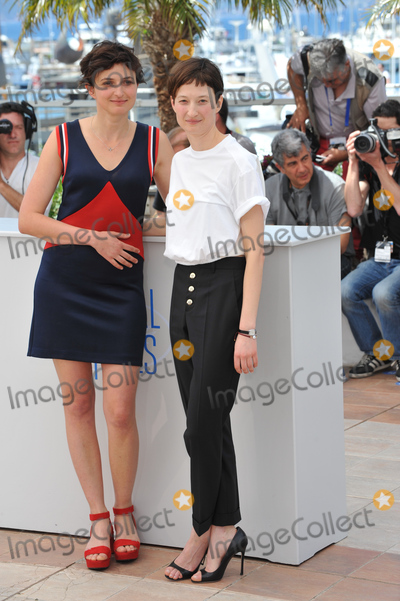 Alice Rohrwacher Photo - Alice Rohrwacher  Alba Rohrwacher at the photocall for their movie The Wonders at the 67th Festival de CannesMay 18 2014  Cannes FrancePicture Paul Smith  Featureflash