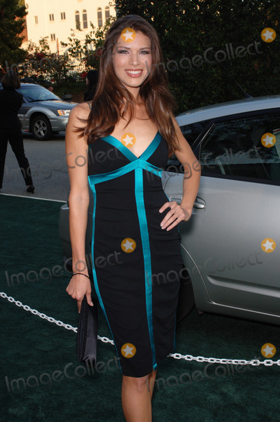 Adrienne Janic Photo - TV presenter ADRIENNE JANIC at the 15th Annual Environmental Media Awards in Los AngelesOctober 19 2005 Los Angeles CA 2005 Paul Smith  Featureflash