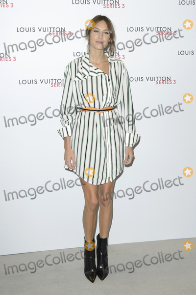 Alexa Chung Photo - Alexa Chung attends the Louis Vuitton 3 VIP Party during London Fashion Week SpringSummer 2016 at The Strand LondonSeptember 20 2015  London UKPicture Dave Norton  Featureflash