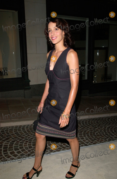 Badgley  Mischka Photo - Actress JENNIFER BEALS at party on Rodeo Drive Beverly Hills for the opening of the new Badgley Mischka Boutique