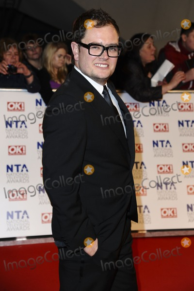Alan Carr Photo - Alan Carr arriving for the National Television Awards O2 London 25012012 Picture by Steve Vas  Featureflash