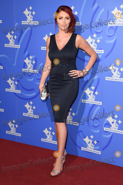 Amy Childs Photo - Amy Childs at The National Lottery Awards 2015 held at the London Studios September 11 2015  London UKPicture Steve Vas  Featureflash