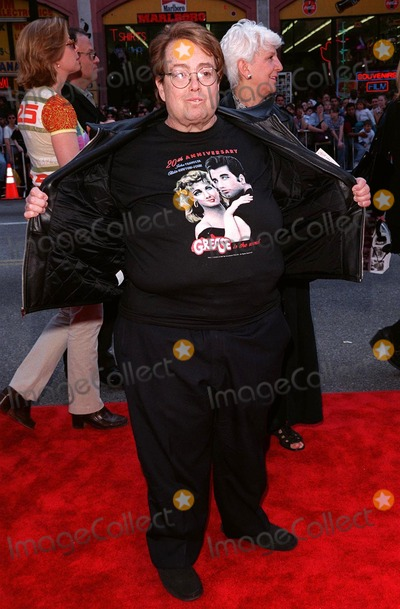 Allan Carr Photo - 15MAR98  Producer ALLAN CARR at 20th anniversary re-premiere of Grease at Manns Chinese Theatre Hollywood