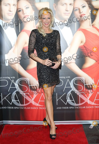 Faye Tozer Photo - Faye Tozer at the Katya and Pasha West End show - Gala night held at the Lyric Theatre London 07042014 Picture by Henry Harris  Featureflash