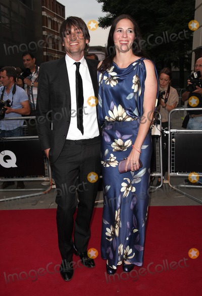 Alex James Photo - Alex James and wife arriving for the 2012 GQ Men Of The Year Awards Royal Opera House London 05092012 Picture by Alexandra Glen  Featureflash