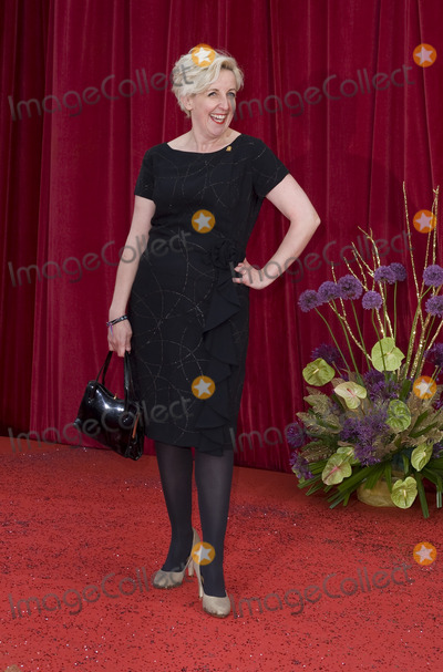 Julie Hesmondhaigh Photo - Julie Hesmondhaigh arrives for the 2011 Soap Awards held at Granada Studios in Manchester 14052011 Picture by Simon BurchellFeatureflash