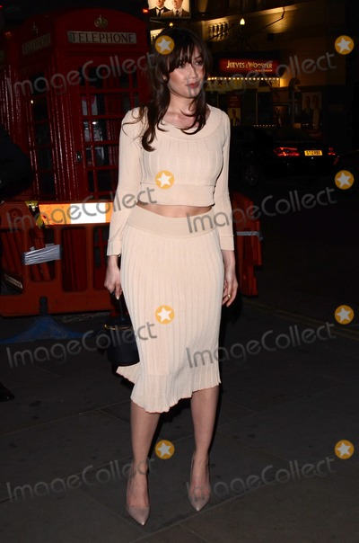 Daisy Lowe Photo - Daisy Lowe attends the Rodial Beautiful Awards 2014 at St Martins Lane Hotel in London 100314 Picture by Jim Pearson  Featureflash