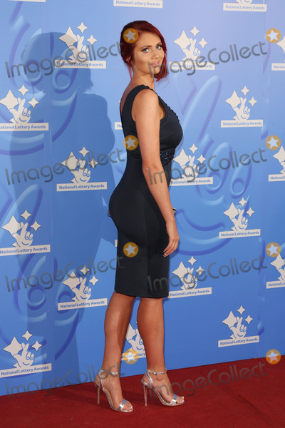 Amy Childs Photo - Amy Childs at The National Lottery Awards 2015 held at the London Studios September 11 2015  London UKPicture James Smith  Featureflash