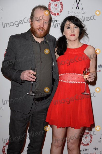 Alice Lowe Photo - Steve Oram and Alice Lowe arrives for the London Critics Circle Film Awards 2015 at the Mayfair Hotel London 18012015 Picture by Steve Vas  Featureflash