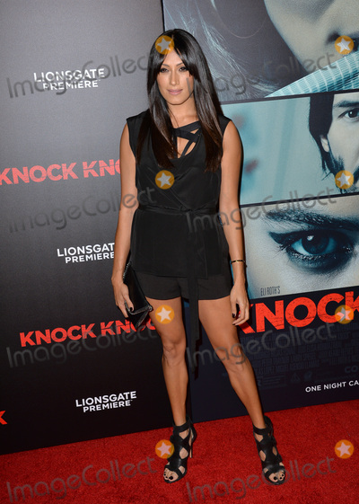 Tehmina Sunny Photo - Tehmina Sunny at the Los Angeles premiere of  Knock Knock at the TCL Chinese Theatre HollywoodOctober 7 2015  Los Angeles CAPicture Paul Smith  Featureflash