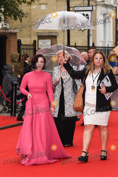 Daisy Lewis Photo - Daisy Lewis at the BAFTA Tribute to Downton Abbey held at the Richmond TheatreLondon August 11 2015  London UKPicture Steve Vas  Featureflash