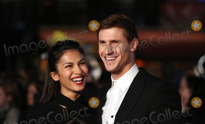 Jonathan Howard Photo - Jonathan Howard Elodie Yung arriving for the world premiere of Thor The Dark World at the Odeon Leicester Square London 22102013 Picture by Henry Harris  Featureflash