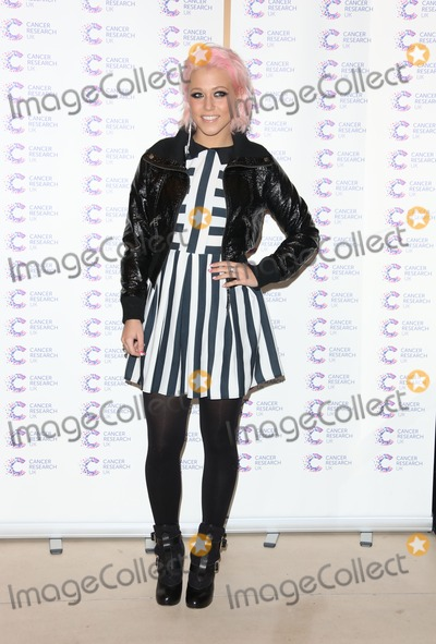 Amelia Lily Photo - Amelia Lily arriving at the James Jog fundraising event for Cancer Relief Kensington London 03042013 Picture by Henry Harris  Featureflash